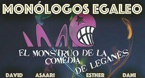El Monstruo de la comedia - OCIO EN LEGANÉS