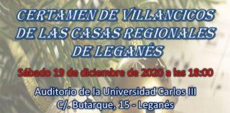 CERTAMEN DE VILLANCICOS 2020