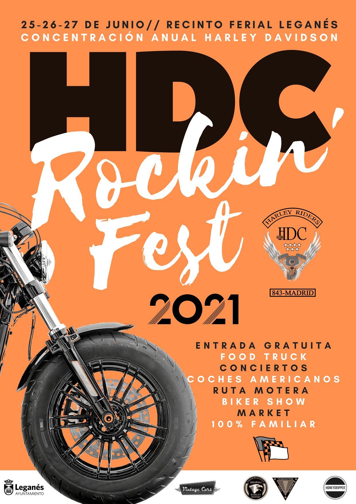 HDC Rockin Fest 2021