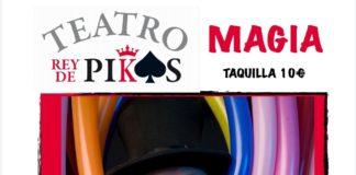 Kaytoespecialista en magia infantil en elTeatro Rey de Pikas
