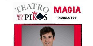 Magia con DAVID DÍAZ en Rey de Pikas