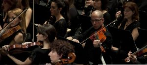 Concierto DE SERENATA CON DVOŘÁK. Orquesta de la Universidad Carlos III de Madrid