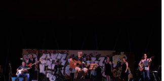 Concierto de Daniel Sánchez en el Rigoberta