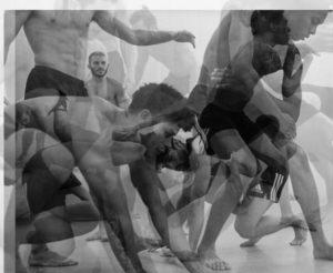 """Danza urbana """"ATLAS MAP OF MOVES"""