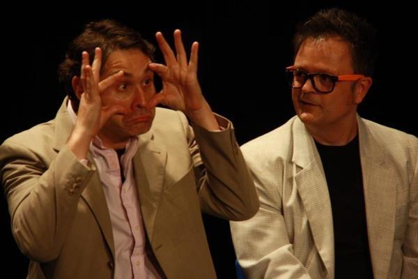 En el teatro Rigoberta comedia