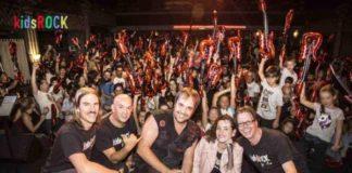 "Musical familiar ""KIDS ROCK FAMILY"" en el TEATRO JULIÁN BESTEIRO"