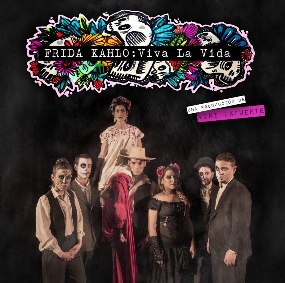 """Teatro """"FRIDA KAHLO. VIVA LA VIDA"""" en el Auditorio UCIIIM"""