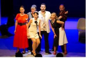 """Teatro en el Rigoberta """"LAS PICARDÍAS DE MOLIÈRE"""""""