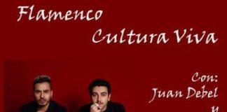 Flamenco con Juan Debel y Yerai Cortés