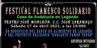 festival-flamenco-solidario - OCIOENLEGANES