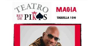 Joel de Cuba - Magia en Leganés en el Teatro Ray de Pikas