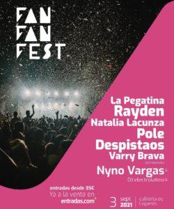 Fan Fan Fest 2021 en la Cubierta