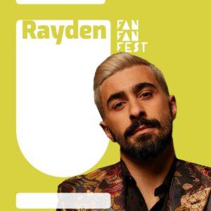 Fan Fan Fest en la Cubierta rayden