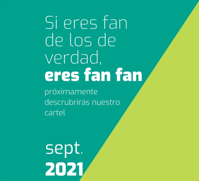 Fan Fan Fest en la Cubierta