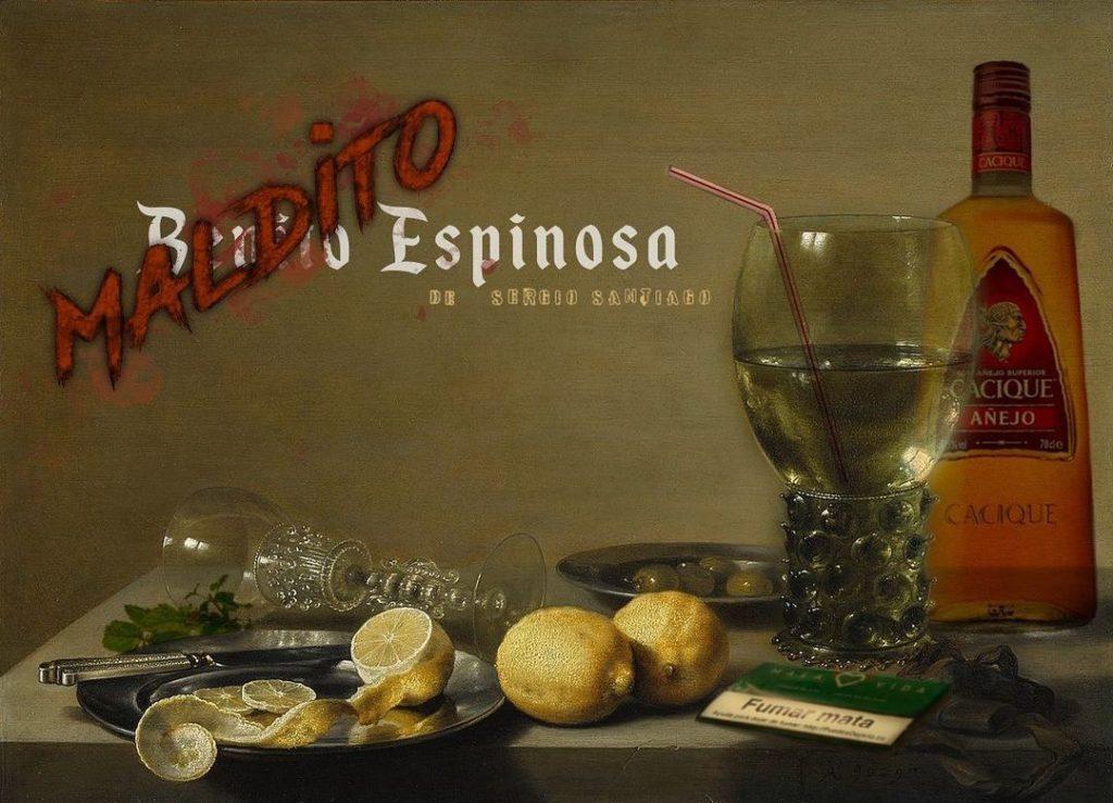 """Teatro """"Maldito Espinosa"""" en el teatro Julián Besteiro"""