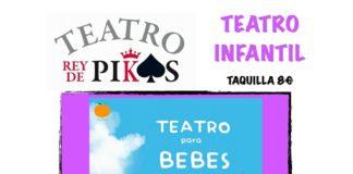 Teatro infantil LA GRANJA DE PEPITA en Teatro Rey de Pikas
