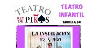 Teatro infantil LA INSPIRACIÓN DE YAGO