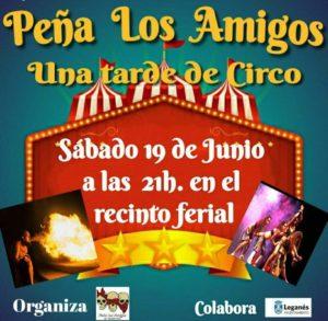 Una tarde de circo en La Fortuna