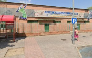 Club de bádminton Leganés