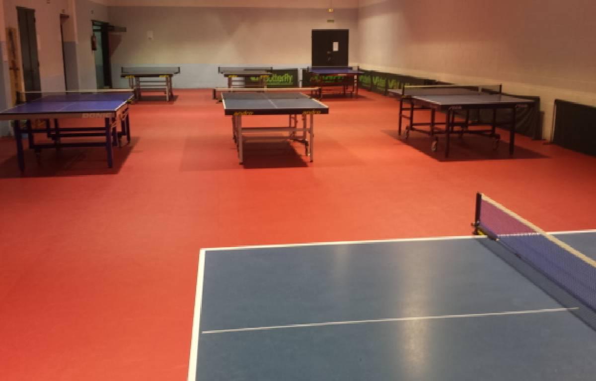 Club de Tenis de Mesa Leganés