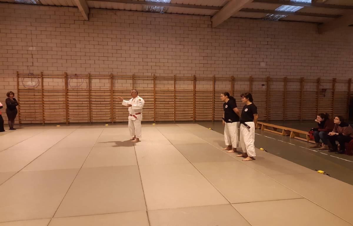 Club deportivo judo villa de Leganés