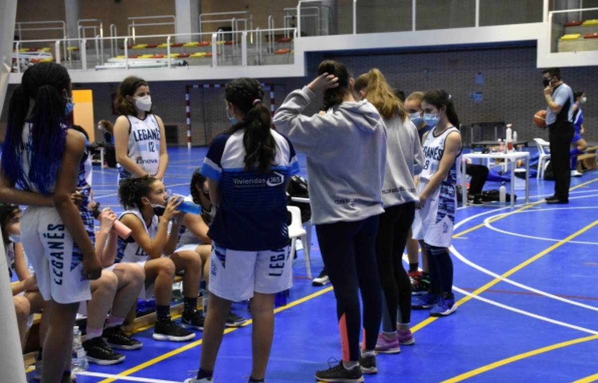 Club Deportivo Elemental Baloncesto Leganés