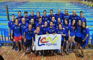 Club natación Leganés