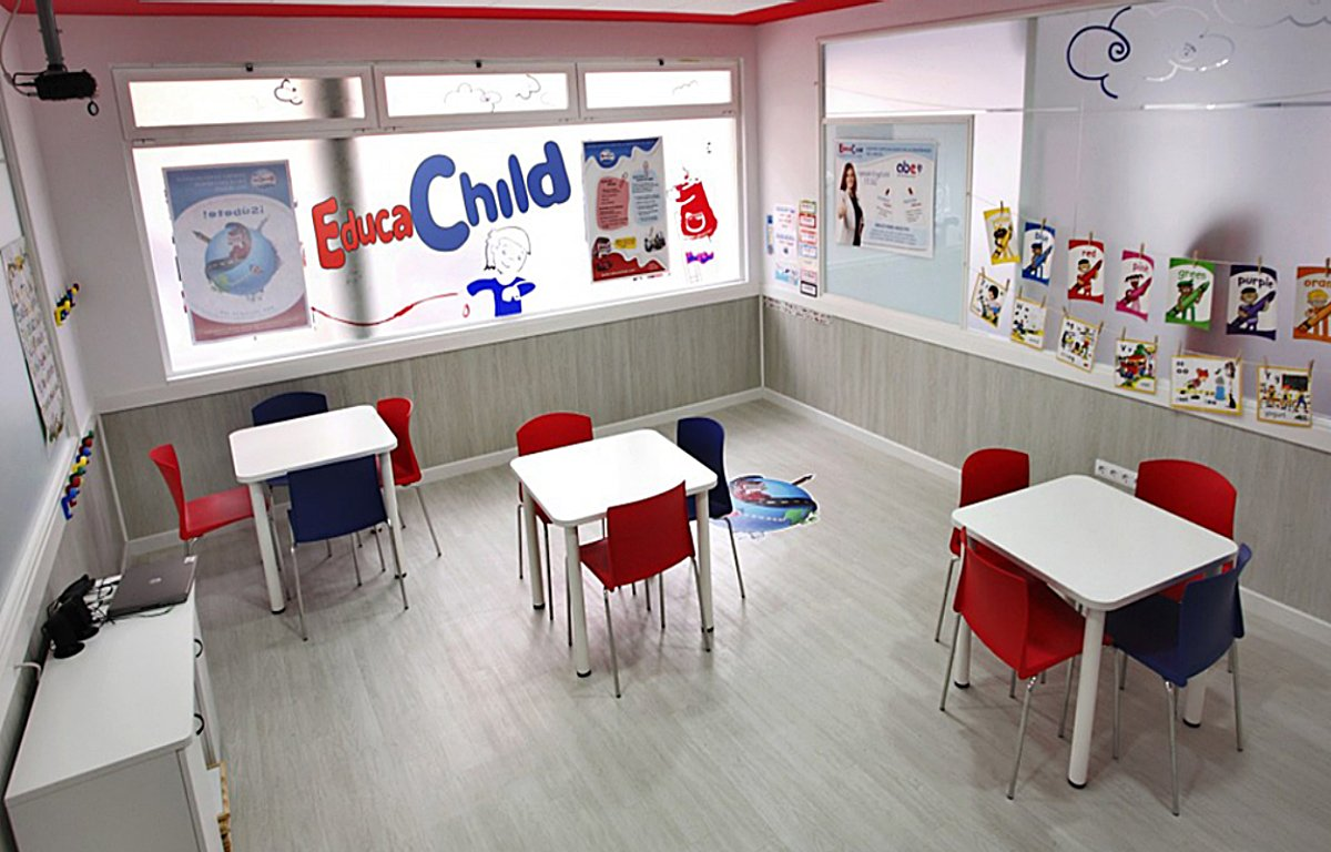 Educachild – Escuela de Inglés en Leganés, Zarzaquemada