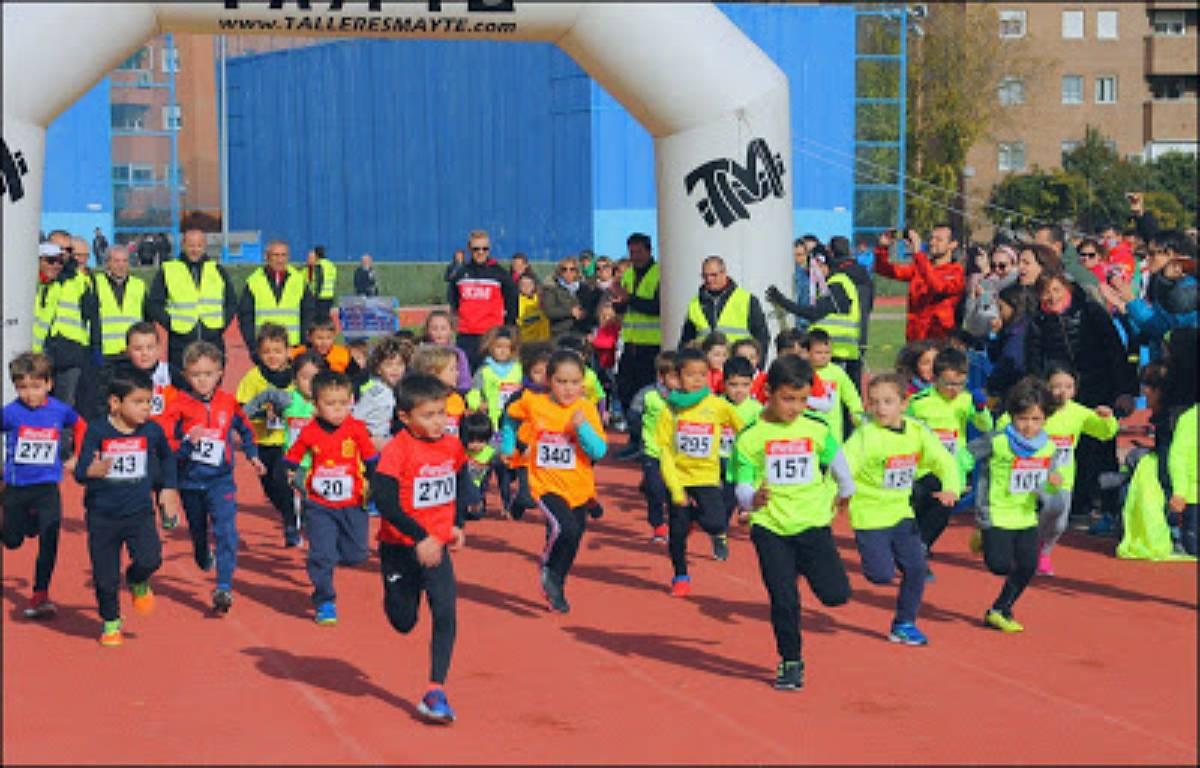 Escuela Atletismo Maratonianos de Leganés