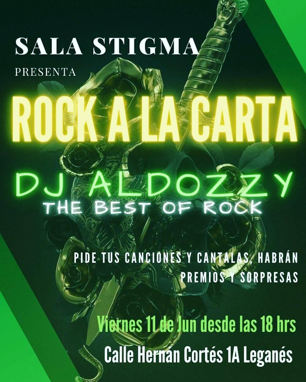 rock-a-la-carta - OCIOENLEGANES