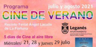 Ciclo de Cine de Verano en el Recinto Ferial de La Fortuna