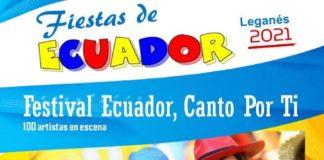 FIESTAS de ECUADOR LEGANES 2021