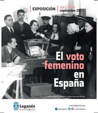 Exposición 'el voto femenino en España'