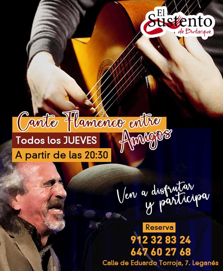 Jueves de Flamenco de Raza entre Amigos