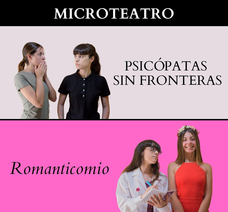 Microteatro en el Espacio Cultural San Nicasio