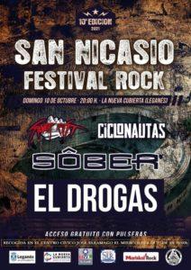 SAN NICASIO ROCK FESTIVAL