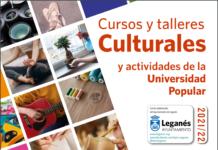 Talleres de 20 disciplinas culturales y artísticas para el curso 2021-2022