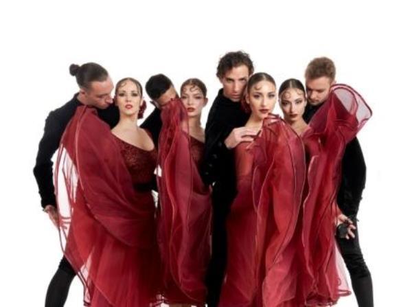 Fantasia Danza Alejandra Lara Dance